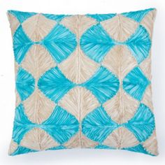 """Palmae Pillow Cover 22"""" from Z Gallerie"""