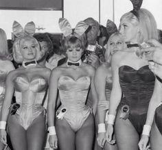 Vintage Playboy Bunnies