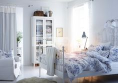 Bedroom Ideas on Pinterest ikea leirvik bed | Style and Design for a Family Home