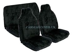 Fun Fur Car Seat Covers