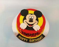 Mickey mouse cake by Urvi Zaveri