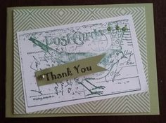 Thank You Greeting Card; greeting, friendship, friend,  queen, crown, glitter, green, thank you, always there, encouragement by PamBlohm on Etsy