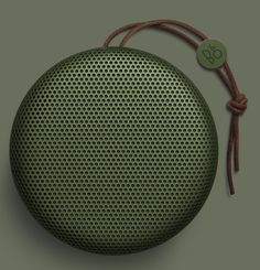 B&O BeoPlay A1 Moss Green
