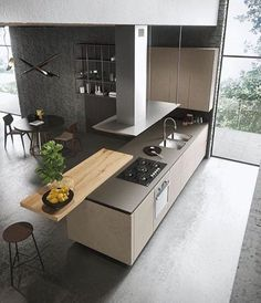 Amazing #Kitchen design  - Architecture and Home Decor - Bedroom - Bathroom - Kitchen And Living Room Interior Design Decorating Ideas - #architecture #design #interiordesign #homedesign #architect #architectural #homedecor #realestate #contemporaryart #inspiration #creative #decor #decoration