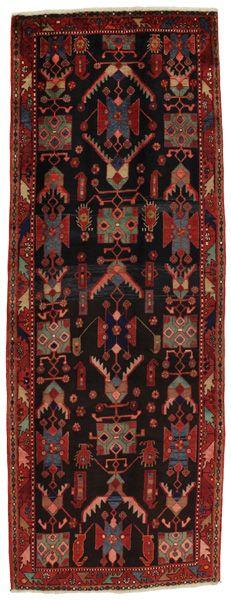 Lori - Bakhtiari Persialainen matto 310x113