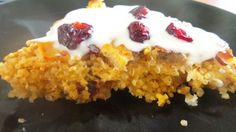 Receita funcional com quinoa, sem glúten e sem lactose: Torta de maçã.