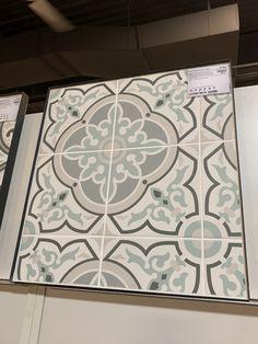 Decor Urban Alba Pav Porcelain Wall and Floor Tile , 8 x 8