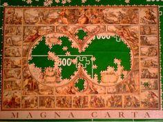 Magna Carta puzzle