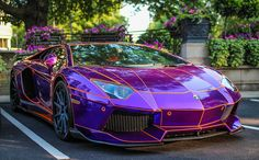 Lamborghini Aventador by TS Multimedia, via Flickr