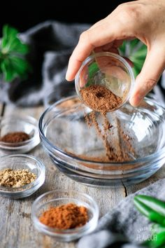 Mixed spice is a British blend that's perfect for giving as a homemade gift or using to make delicious homemade desserts. Homemade Dry Mixes, Homemade Tea, Homemade Spices, Homemade Desserts, Recipe Mix, Mixed Spice Recipe, British Bake Off Recipes, Spice Mixes, Spice Blends