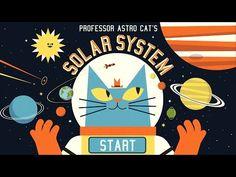 Una app para aprender cómo es el sistema solar - Generación Apps