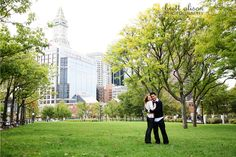Christopher Columbus Park | brett alison photography