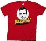 Amazon.com: THE BIG BANG THEORY -- SHELDON BAZINGA Clothing