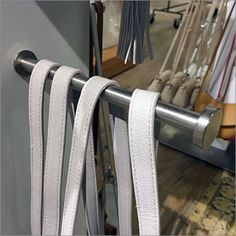 Whether Plug-In or Threaded, multiple mount holes and moveable Faceouts allow for flexibility in display layout and design. Clothes Hanger, Hooks, Plugs, Layout, Curtains, Purses, Design, Home Decor, Insulated Curtains