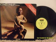 ESTHER PHILLIPS W/JOE BECK - WHAT A DIFF'RENCE A DAY MAKES