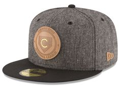 Chicago Cubs New Era MLB Vintage Tweed 59FIFTY Cap