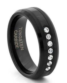 Mens wedding ring.