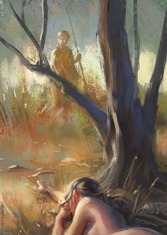 Amazing Illustrations by Wildweasel339 http://www.inspirefirst.com/2013/11/08/amazing-illustrations-wildweasel339/
