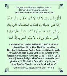 Allahim sen benim rabbimsin.. ~ Kuaza