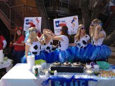 Powderpuff Football Game Austin, Texas  #Kids #Events