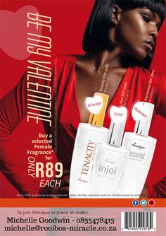 We are the proud distributors of the Annique range of products. Shop in our store, pay safely online and we will deliver to anywhere in South Africa. Find monthly specials, daily price busters and all your Annique product requirements. Natural Remedies, February, Health And Beauty, Fragrance, Skin Care, Diet, Store, Cosmetics, Women