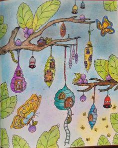 Colouring book: Čarovné lahodnosti / Magical Delights, Klara Markova