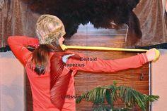 Archery exercises http://www.womensoutdoornews.com/2013/11/mia-little-gal-stay-shape-archery/