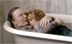 """BIg Fish"" (2003) >> Albert Finney & Jessica Lange ❤️"