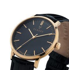 Logo design RENARD watches