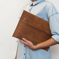 13″ Laptop Sleeve by O My Bag | MONOQI #bestofdesign