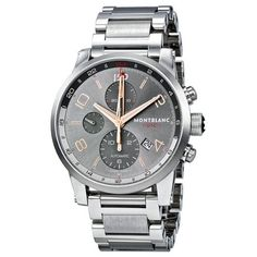 MontBlanc Timewalker Chronograph 107303 | Your #1 Source for Watches and Accessories