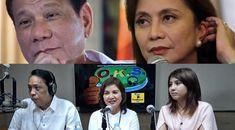 Transcript: Duterte-Robredo supporters on OKS sa DWBL Radio station Interview, Board, Planks