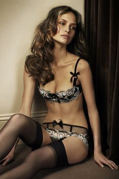 La Perla is so amazing, my favourite lingerie brand