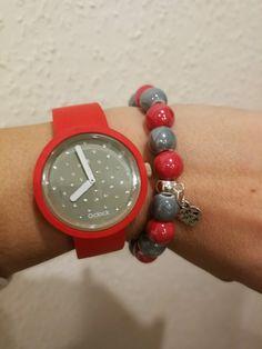 O Bag, Oclock, Bracelet Watch, Watches, Bracelets, Accessories, Clocks, Bangle Bracelets, Wrist Watches