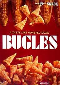 i loved to stick bugles chips on my fingertips and pretend they were nails.  LoL