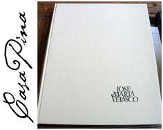 JOSE MARIA VELASCO. PINTURAS * DIBUJOS * ACUARELAS. 1970. Edición limitada a 5 mil ejemplares. Pasta dura. Excelente estado de conservación. Preguntar el Precio ~ Price Upon Request.