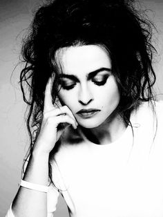 Helena Bonham Carter is a British actress known for her roles in 'Howard's End,' 'The King's Speech,' 'Suffragette' as well as 'Alice in Wonderland' and the 'Harry Potter' franchise. Helena Bonham Carter, Helen Bonham, Helena Carter, Tim Burton, Pretty People, Beautiful People, Beautiful Beautiful, Amazing People, Absolutely Stunning