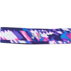 Under Armour Bonded Headband - Girls' ($15) ❤ liked on Polyvore featuring accessories, hair accessories, head wrap headband, moisture wicking headband, headband hair accessories, under armour headbands and hair bands accessories