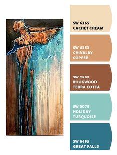 1000 images about hoa desert schemes on pinterest paint for Southwest desert color palette