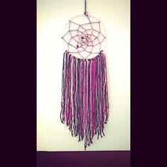 This one is mine #dreamcatcher #loveit #forme #colors