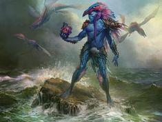 Talrand, Sky Summoner by Svetlin Velinov [2000x1504] - Imgur