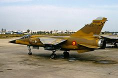 MIRAGE F-1 DEL ALA 14, SPANIS AIR FORCE