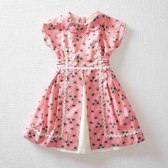 Olive's friend pop...super cute dress