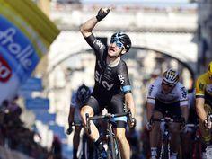 187. Giro d'Italia - Stage 2: Albenga - Genova [10/05/2015] Elia Viviani