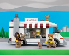 lego food truck portland oregon hipsters 50 states of lego