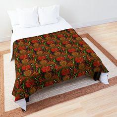 College Dorm Rooms, Square Quilt, Home Decor Items, Quilt Patterns, Comforters, Duvet, Digital Art, Blanket, Pillows