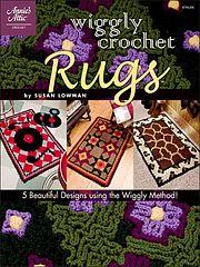 Annie/'s crochet pattern leaflet Shamrock Rug