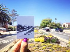 Throwing it back to 1927 on Woodrow Ave in the same spot that the Vue de l'eau street car station once stood.