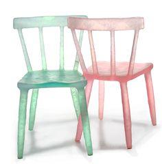 Glow Chairs by Kim Markel