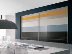 contemporary closet doors for bedrooms | Bedroom, Modern Closet Door: Modern Closet Door; One Door, Many ...